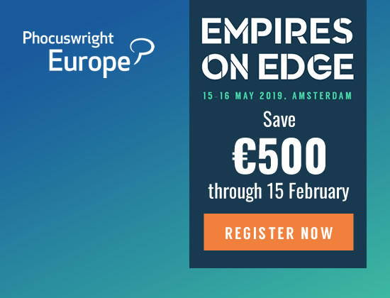 Phocuswright Europe - Price increases on 15 February