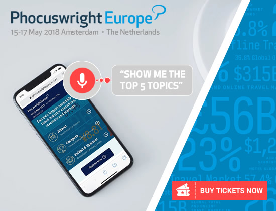Phocuswright Europe - Register now!