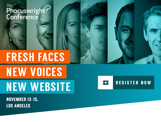 The 2018 Phocuswright Conference