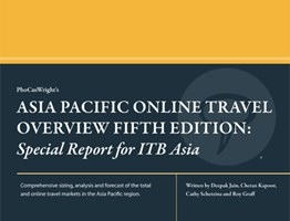 Phocuswright's Asia Pacific Online Travel Overview Fifth Edition Whitepaper