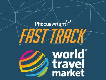 Fast Track at WTM London