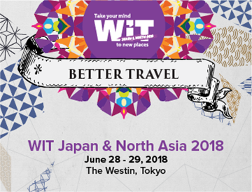 WIT Japan & North Asia 2018