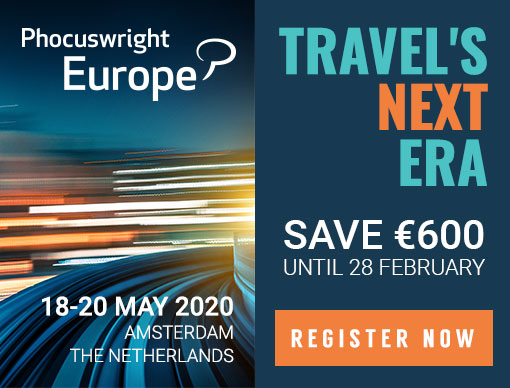 Phocuswright Europe - Save EUR 600