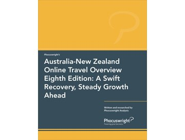 Australia-New Zealand Online Travel Overview Eighth Edition: A Swift Recovery, Steady Growth Ahead