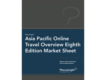Asia Pacific Online Travel Overview Eighth Edition Market Sheet