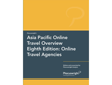 Asia Pacific Online Travel Overview Eighth Edition: Online Travel Agencies