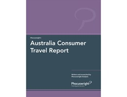 Australia Consumer Travel Report