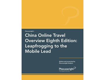 China Online Travel Overview Eighth Edition: Leapfrogging to the Mobile Lead