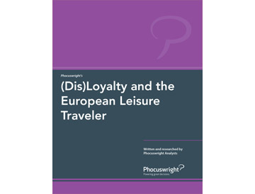 (Dis)Loyalty and the European Leisure Traveler