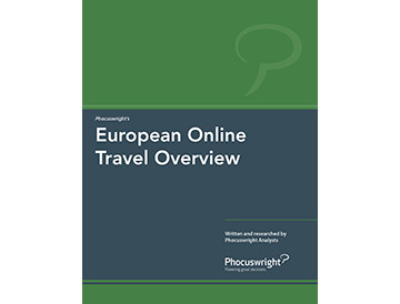 European Online Travel Overview Eleventh Edition: Market Size and Trends