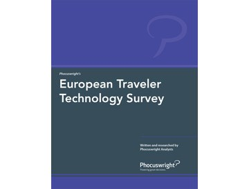 European Traveler Technology Survey 2015