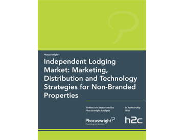 Independent Lodging Market: Marketing, Distribution and Technology Strategies for Non-Branded Properties