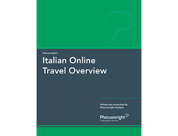 Italian Online Travel Overview Eleventh Edition