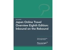 Japan Online Travel Overview Eighth Edition: Inbound on the Rebound