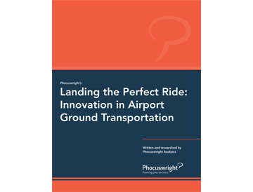 Landing the Perfect Ride: Innovation in Airport Ground Transportation