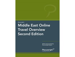 Middle East Online Travel Overview Second Edition