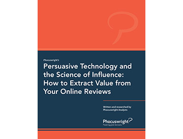 Persuasive Technology and the Science of Influence: How to Extract Value From Your Online Reviews