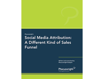 Social Media Attribution: A Different Kind of Sales Funnel