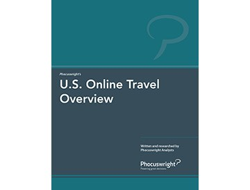 U.S. Online Travel Overview Fifteenth Edition