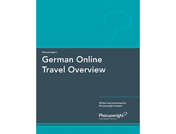 German Online Travel Overview Eleventh Edition
