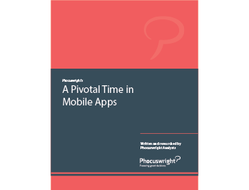 A Pivotal Time in Mobile Apps