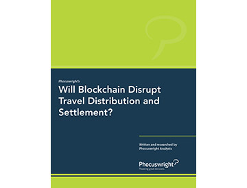 Will Blockchain Disrupt Travel Distribution and Settlement?