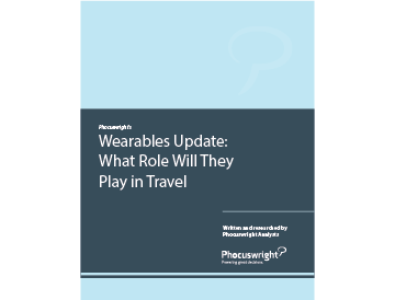 Wearables Update: What Role Will They Play in Travel?
