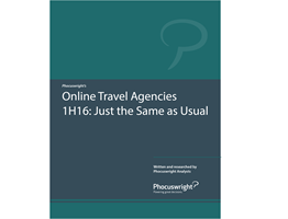 Online Travel Agencies 1H16: Just the Same as Usual