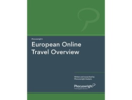 European Online Travel Overview Eleventh Edition Market Sheet