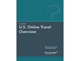 U.S. Online Travel Overview Fifteenth Edition Market Sheet
