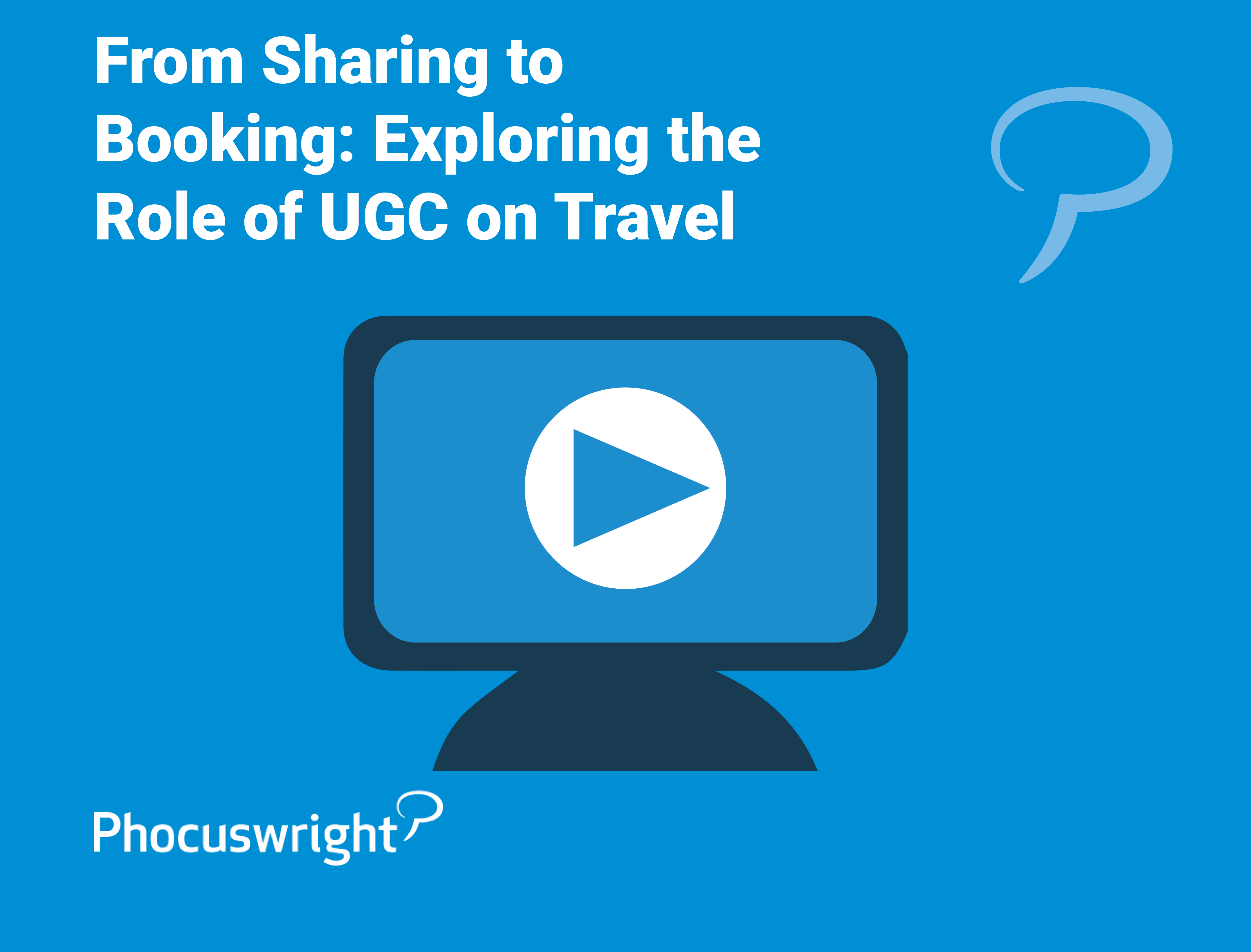 From Sharing to Booking: Exploring the Role of UGC on Travel Shopping