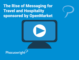 The Rise of Messaging for Travel and Hospitality