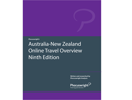 Australia-New Zealand Online Travel Overview Ninth Edition