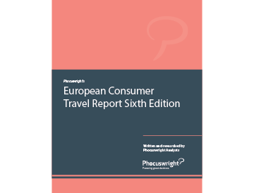 European Consumer Travel Report Sixth Edition