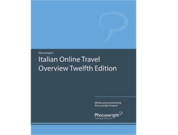 Italian Online Travel Overview Twelfth Edition