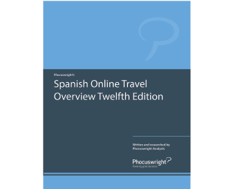 Spanish Online Travel Overview Twelfth Edition