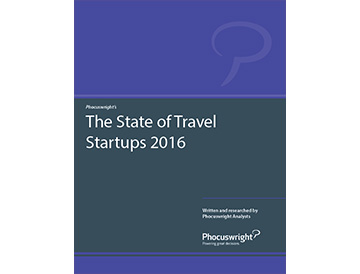 The State of Travel Startups 2016