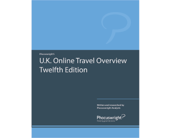 U.K. Online Travel Overview Twelfth Edition