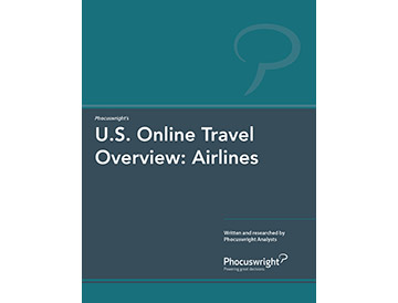 U.S. Online Travel Overview Report Fifteenth Edition: Airlines