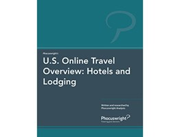 U.S. Online Travel Overview Report Fifteenth Edition: Hotels & Lodging