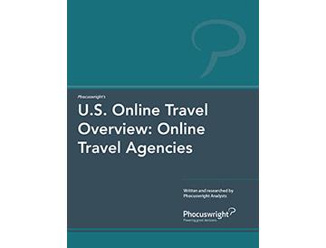 U.S. Online Travel Overview Report Fifteenth Edition: Online Travel Agencies