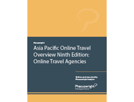 Asia Pacific Online Travel Overview Ninth Edition: Online Travel Agencies