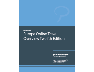 European Online Travel Overview Twelfth Edition