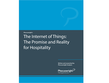 The Internet of Things: The Promise and Reality for Hospitality