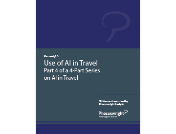 Use of AI in Travel