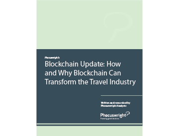 Blockchain Update: How and Why Blockchain Can Transform the Travel Industry