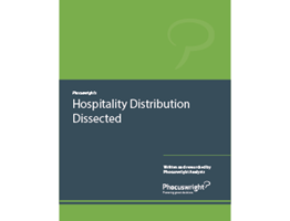 Hospitality Distribution Dissected