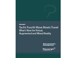 Tech's Fourth Wave Meets Travel