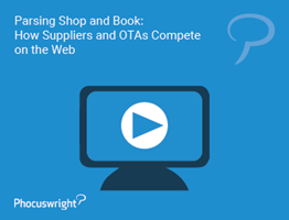 Parsing Shop and Book: How Suppliers and OTAs Compete on the Web
