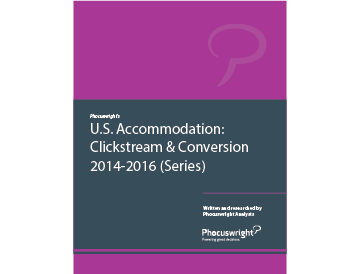 U.S. Accommodation: Clickstream & Conversion 2014-2016 (Series)